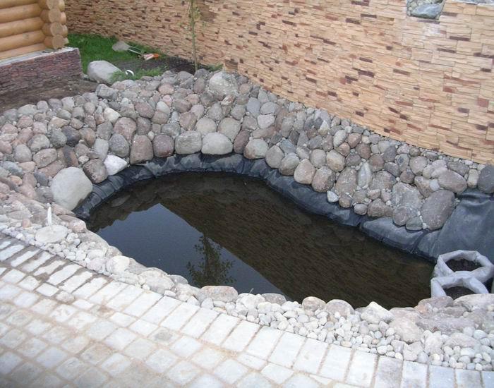 Строительство коттеджа и бани из